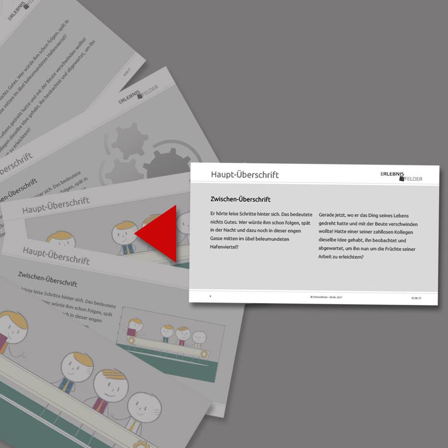 Powerpoint-Zusatzseite